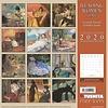 Reading Women Kalender 2020