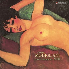 Tushita Amadeo Modigliani Kalender 2020