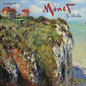 Tushita Claude Monet Am Meer Kalender 2020