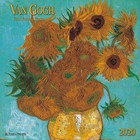 Tushita Van Gogh From Vincent's Garden Kalender 2020