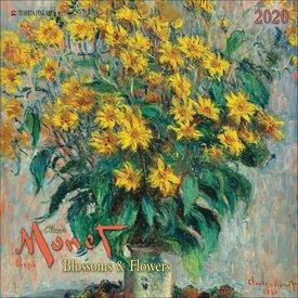 Tushita Claude Monet Blüten & Blumen Kalender 2020