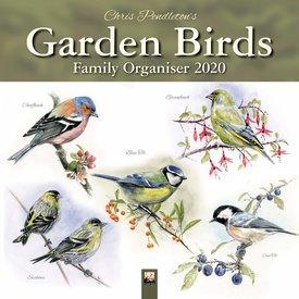 Flame Tree Garden Birds Familieplanner 2020