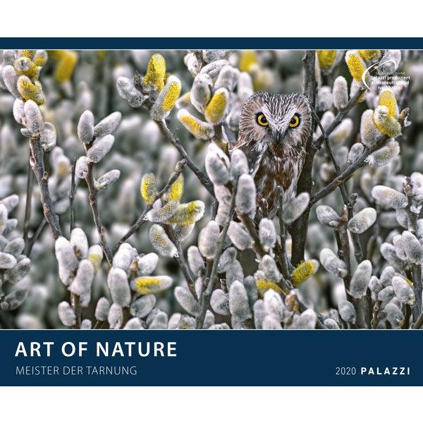 Palazzi Art of Nature Posterkalender 2020