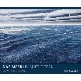 Palazzi Planet Ocean Posterkalender 2020