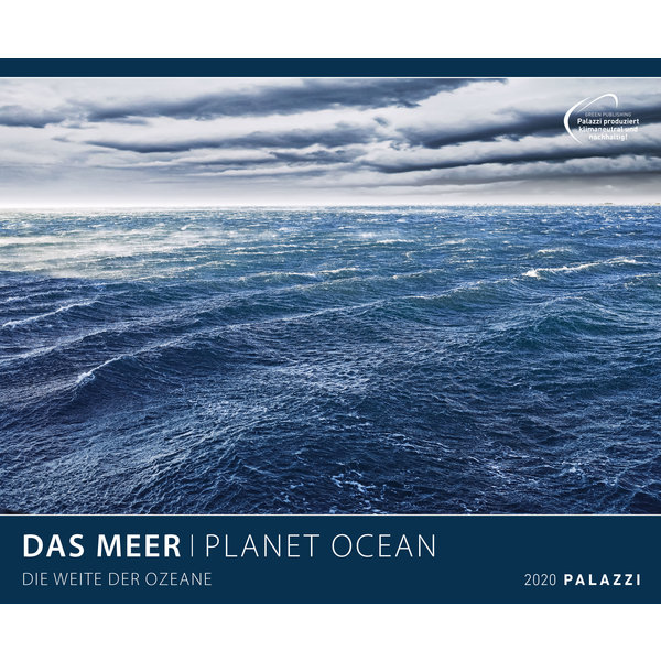 Palazzi Das Meer Plakatkalender 2020