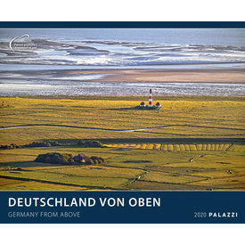 Palazzi Deutschland von Oben Plakatkalender 2020