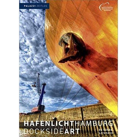 Hafenlicht Hamburg Zeitlose Plakatkalender
