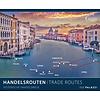 Handelsrouten: Historische Handelswege Plakatkalender 2020