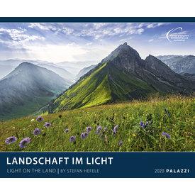 Palazzi Light On The Land Posterkalender 2020