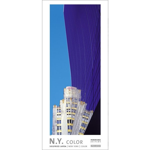 Palazzi New York Color by Siegfried Layda Tijdloze Posterkalender