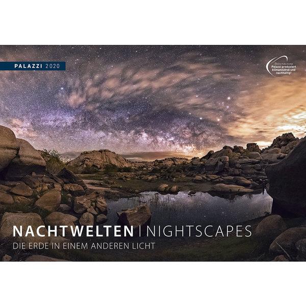Palazzi Nachtwelten Die Erde in einem Anderen Licht Plakatkalender 2020