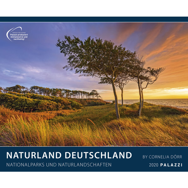 Palazzi Naturland Deutschland Nationalparks Und Naturlandschaften Posterkalender 2020