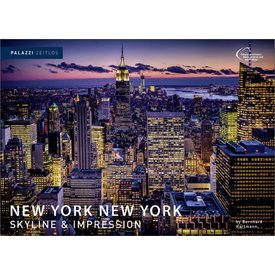 Palazzi New York New York Tijdloze Posterkalender