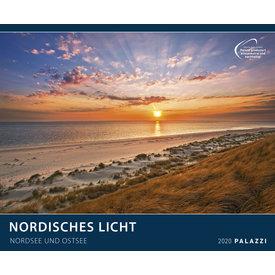Palazzi Nordisches Licht Posterkalender 2020
