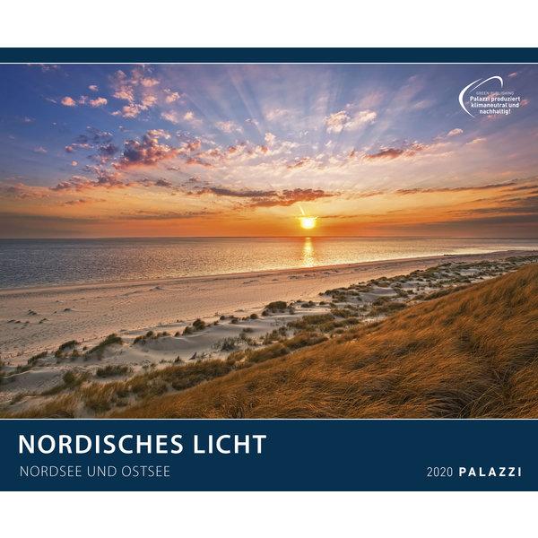 Palazzi Nordisches Licht Nordsee & Ostsee Posterkalender 2020