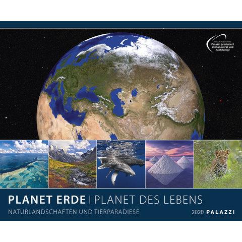 Planet Erde Plakatkalender 2020