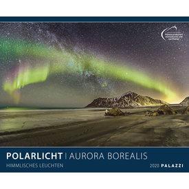 Palazzi Polarlicht Plakatkalender 2020