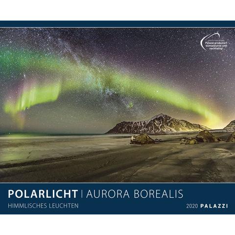 Polarlicht Plakatkalender 2020