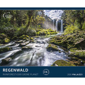 Palazzi Regenwald Plakatkalender 2020