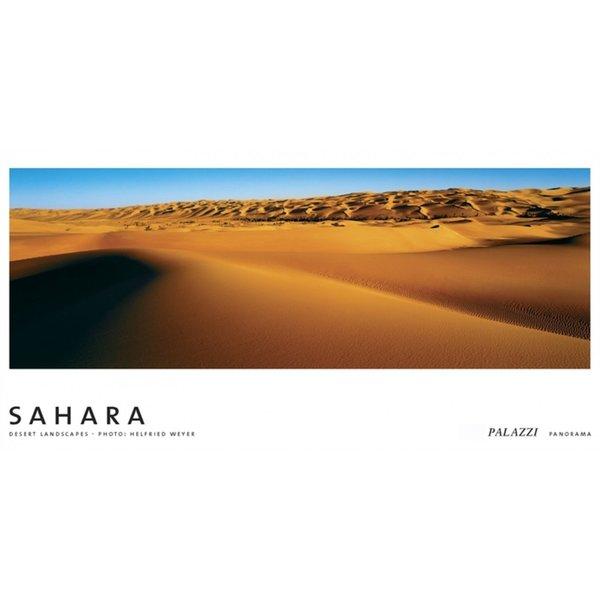 Palazzi Sahara Desert Landscapes Tijdloze Posterkalender