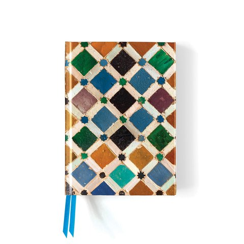 Alhambra Tile Notebook