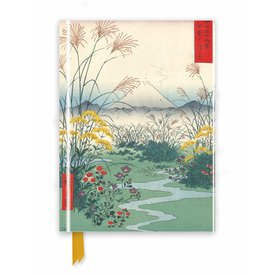 Flame Tree Hiroshige: From Series 36 Notebook