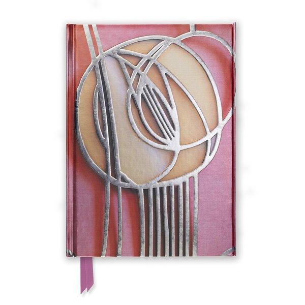 Flame Tree Mackintosh: Rose Motif Notebook