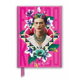 Flame Tree Frida Kahlo Pink Notebook
