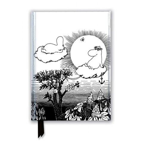 Moomin and Snorkmaiden Family Moomintroll Notebook