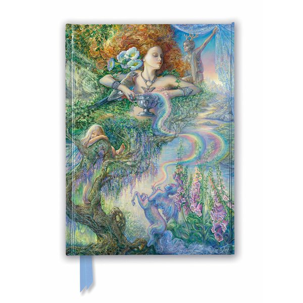Flame Tree Josephine Wall: The Enchantment Notebook