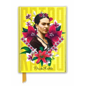 Flame Tree Frida Kahlo Yellow Notebook