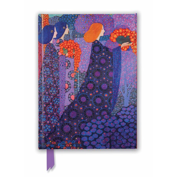 Flame Tree Vittorio Zecchin: Princesses from A Thousand and One Nights Notebook