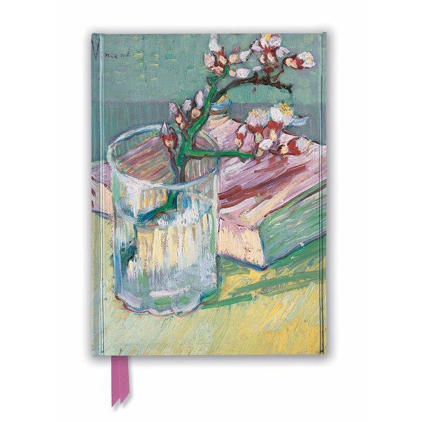 Flame Tree Vincent van Gogh: Flowering Almond Branch Notebook