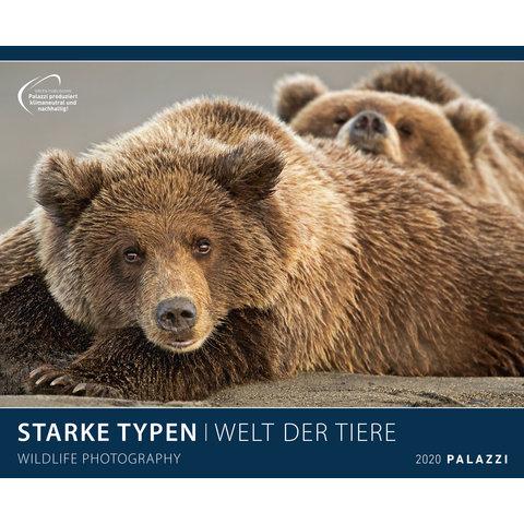Wildlife - Starke Typen Posterkalender 2020