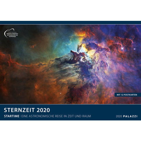 Startime - Sternzeit Posterkalender 2020