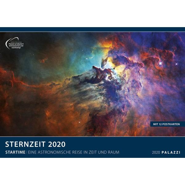 Palazzi Sternzeit Eine Astronomische Reise In Zeit Und Raum Plakatkalender 2020