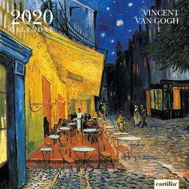 Cartilia Vincent van Gogh Kalender 2020