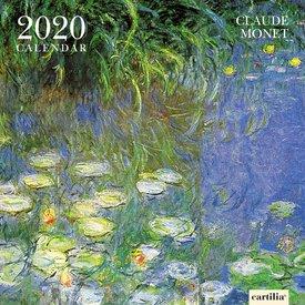 Cartilia Claude Monet Kalender 2020