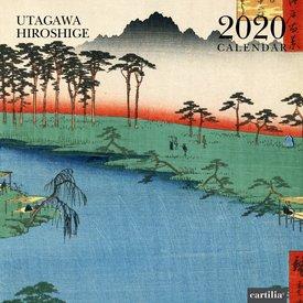 Cartilia Utagawa Hiroshige Kalender 2020