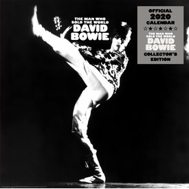 Danilo David Bowie Collectors Edition Kalender 2020