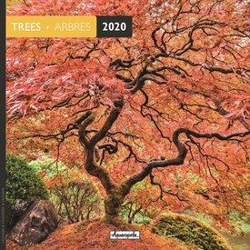 Aquarupella Bäume - Trees Kalender 2020