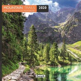 Aquarupella Bergpfade - Mountain Trails Kalender 2020