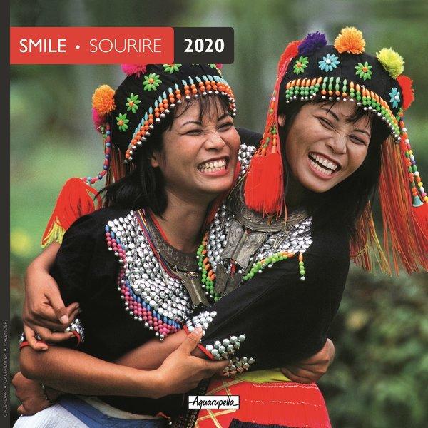 Aquarupella Lachen - Smile Kalender 2020