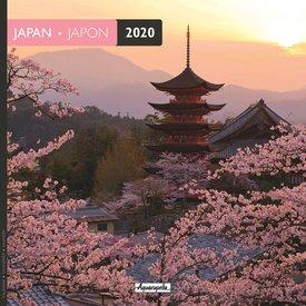 Aquarupella Japan Kalender 2020