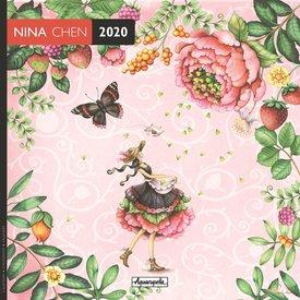 Aquarupella Nina Chen Kalender 2020