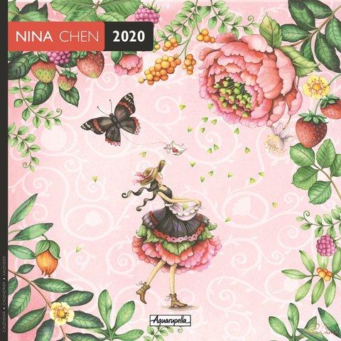 Nina Chen Kalender 2020