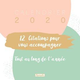 Aquarupella Citaten Kalender 2020
