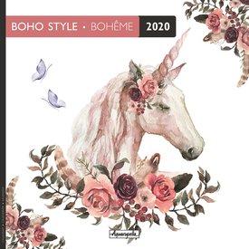 Aquarupella Boho Style Kalender 2020