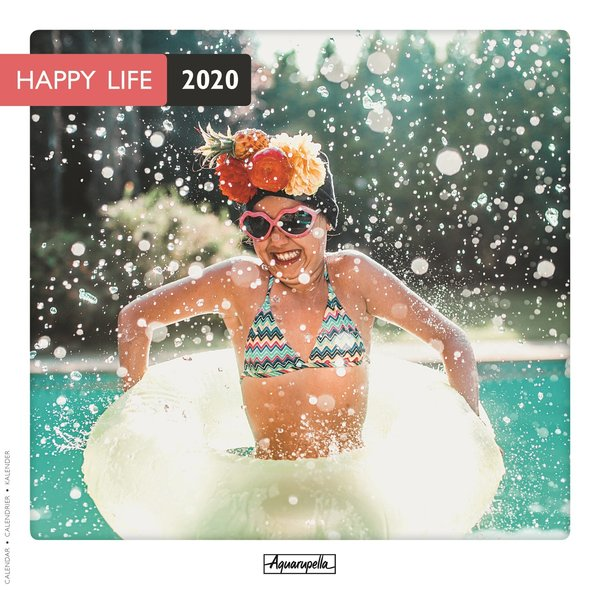 Aquarupella Happy Life Kalender 2020