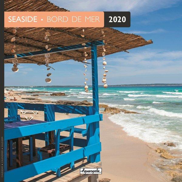 Aquarupella Kust - Seaside Kalender 2020